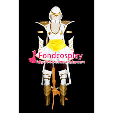 lol league of legends freljord ashe game costume tailor