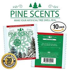 pine scents 10 pack all pine infused ornaments smells