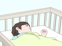 Dimensions Of A Baby Crib Mattress how to choose a baby crib mattress with pictures wikihow