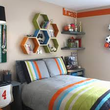wood bed frame teen boy bedroom ideas have book racks bookshelves