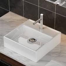 badezimmer waschtisch vilstein keramik waschbecken hängewaschbecken aufsatzwaschbecken
