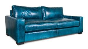Decoro Leather Sofa by Cococohome Monroe Leather Sofa Made In Usa