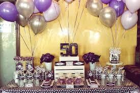 50th birthday party decorations 50th birthday party ideas a 50th birthday party decorations