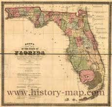 Flordia Map Map Of Florida