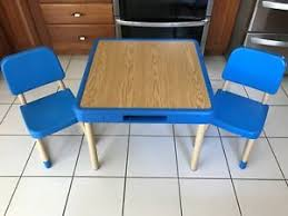 fisher price table chairs fisher price table and chairs ebay