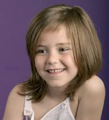 hair cut fo teens boys medium length modern hairstyle for young girls with hair falling to chin level