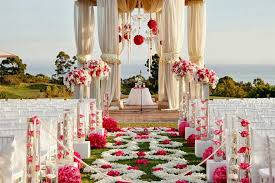 wedding ceremony decorations best wedding ceremony decorations of 2013 the magazine