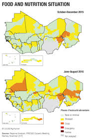 Western Africa Map by West Africa Security Crisis And Food Crisis Oecd Insights Blog