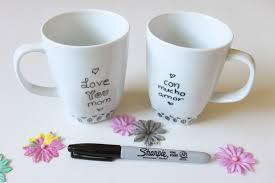 Coffee Mug Designs Sharpie Mug Ideas