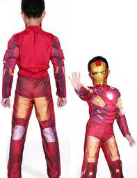 halloween mark popular iron man halloween costume buy cheap iron man halloween