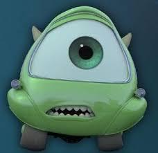 mike cars pixar wiki fandom powered wikia