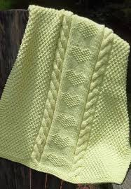 free knitting pattern quick baby blanket free knitting pattern for love is a blanket marji lafreniere s