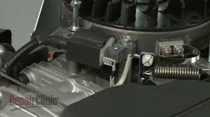 kohler lawn mower ignition coil replacement 14 584 16 s youtube