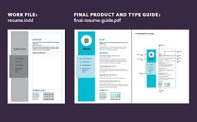 guide to create resume create a professional resume adobe indesign adobe and template