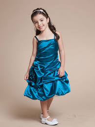 flower girl dresses buy online satin accented flower girl dress