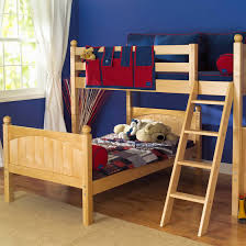 Twin Over Twin LShaped Bunk Beds By Maxtrix Kids - Kids l shaped bunk beds