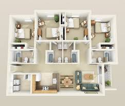 four bedroom floor plans live at sunchase sunchase jmu harrisonburg apartments