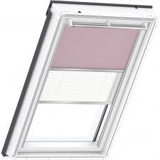 Light Pink Blinds Velux Duo Blackout Blind Dfd 4565 Pale Pink Select Window