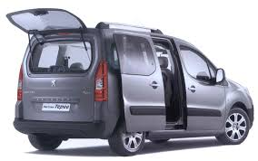 peugeot partner van peugeot partner tepee specs and photos strongauto