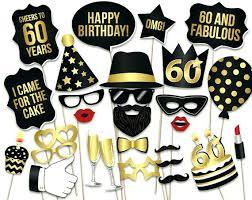 60th birthday decorations extraordinary 60th birthday decoration like this item 60th birthday
