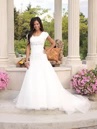 wedding dresses in modest wedding dresses dressed up girl