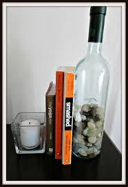 dusk u0026 rubies wine bottle home decor ideas