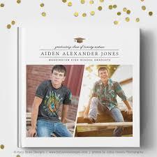 book for high school graduate senior album template senior book template book cover