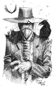 the scarecrow occupation crime and complaint yesteryear once more