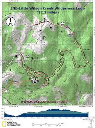 Grayson Highlands State Park Map by Jnf Littlewilsoncreek Jpg