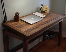 L Shaped Drafting Desk Desks Etsy