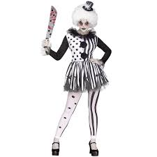 Evil Clown Halloween Costume Buy Wholesale Evil Clown Halloween China Evil Clown