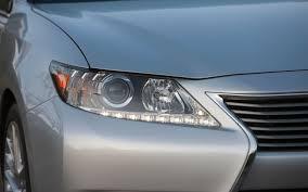 lexus sc300 headlights 2013 lexus es 350 and es 300h first look motor trend