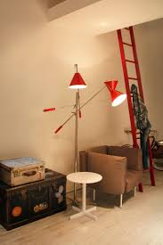 Floor Up by Sinatra Vintage Floor Lamp Delightfull