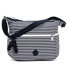 black and white striped gift bags salada bowl rakuten global market kipling kipling shoulder bag