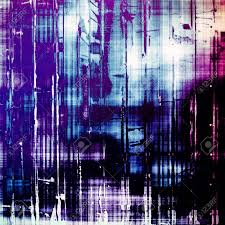 different colors of purple aged grunge texture with different color patterns cyan black
