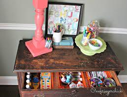 art buffet with crafty little goodies onekriegerchick