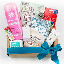 chemo gift basket cancer chemo care package sydney based hers feel