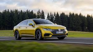volkswagen arteon 2017 2017 volkswagen arteon review halo car is hard to justify
