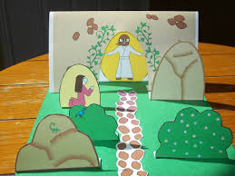 5 children u0027s bible crafts for the new testament easter bible