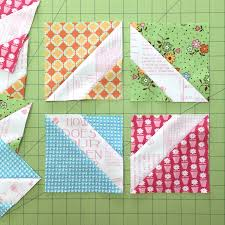 K He Mit K Henblock My Flower Box Quilt Block Tutorial And Sew Along Bee In My
