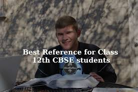 reference books for class 12 cbse board students