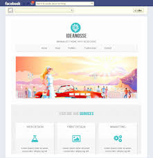 20 modern facebook templates with flash u0026 html