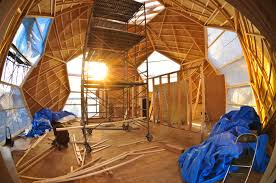 geodesic dome home interior lightweight timber house search geodesic domes