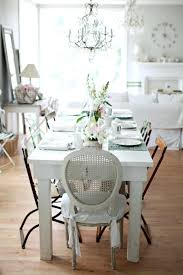 Dining Chairs Shabby Chic Dining Chairs Shabby Chic Decor For Dining Room With Round Back
