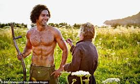 Turner And Hutch Ross Poldark Actor Aidan Turner U0027s Romances Are Almost As