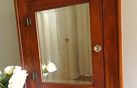 wood bathroom medicine cabinets wooden bathroom medicine cabinets with mirrors solid wood oak mirror