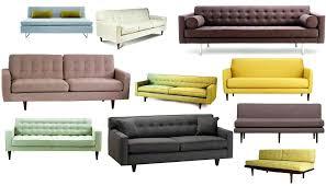 Mid Century Modern Sofa For Sale Modern Furniture Reproductions Tasteoftulum Me