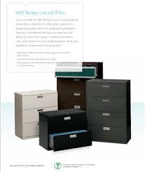 Hon 600 Series Lateral File Cabinet Hon Hallmark Office Furniture