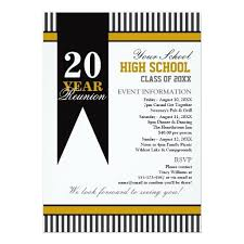 50th high school class reunion invitation 12 best reunion marketing sles images on class