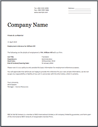 employment certificate template microsoft word templates
